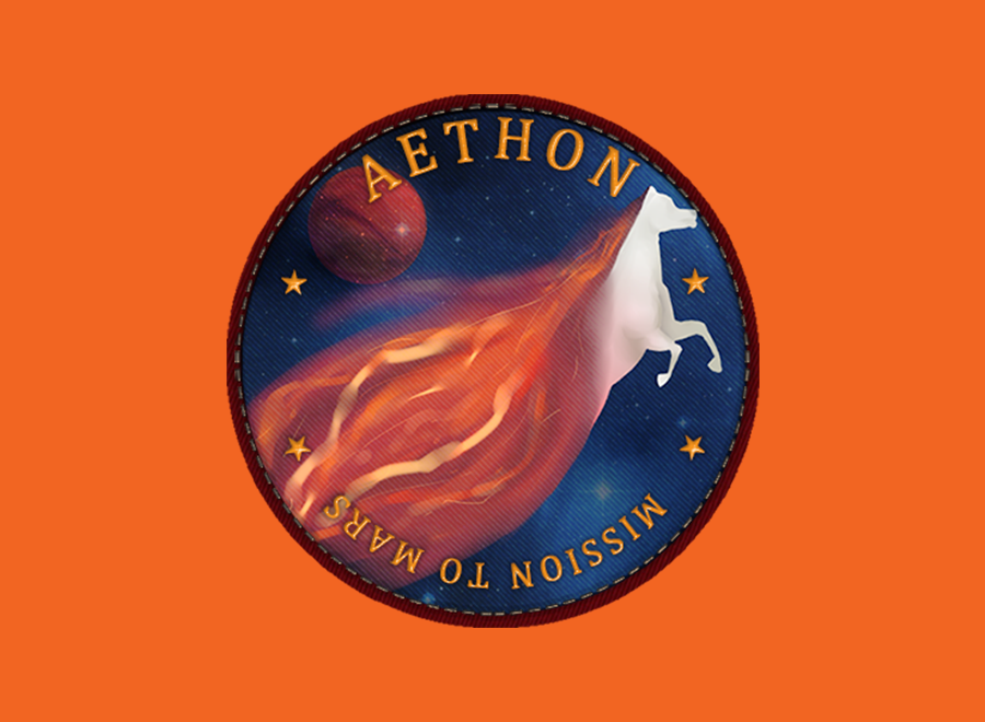 Aethon - Mission to Mars