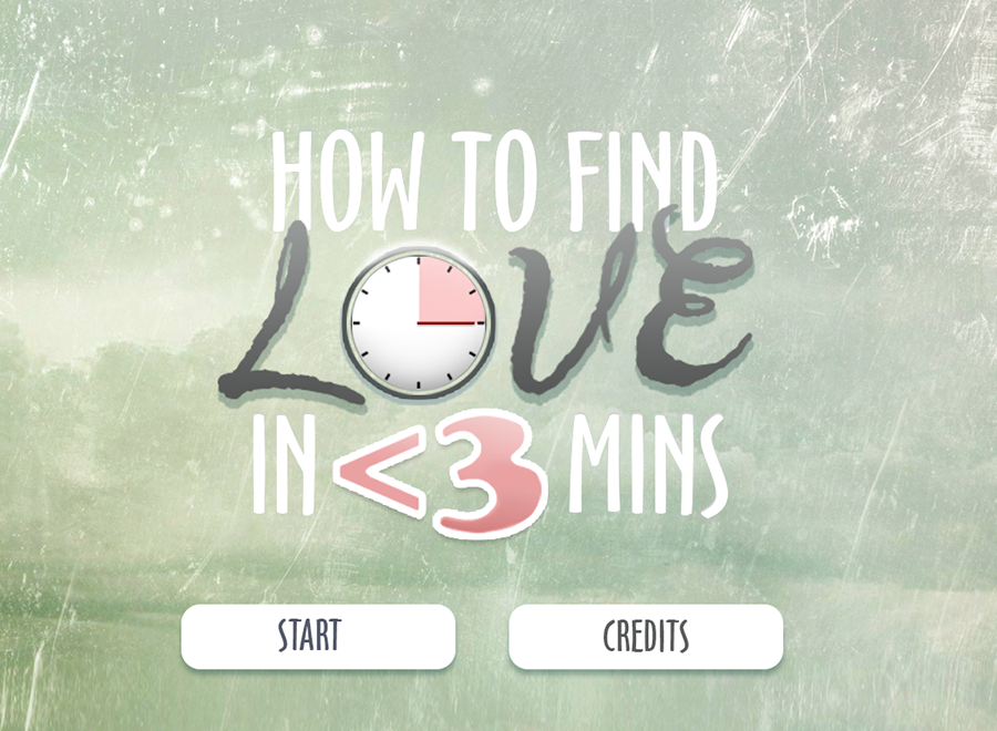 How to Find Love in <3 Minutes
